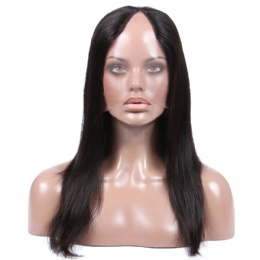 U part wigs natural straight