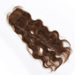 Silk Base Closure Natural wave