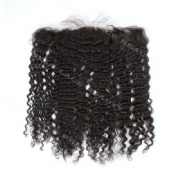 Lace frontal Kinky Curl